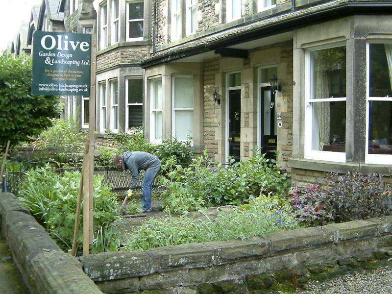 garden design ideas for terraced house photo - 4