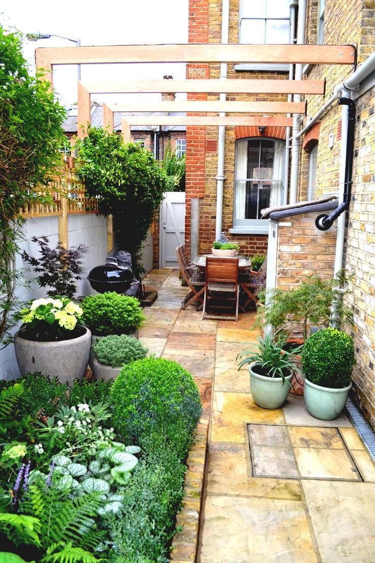 garden design ideas for terraced house photo - 5