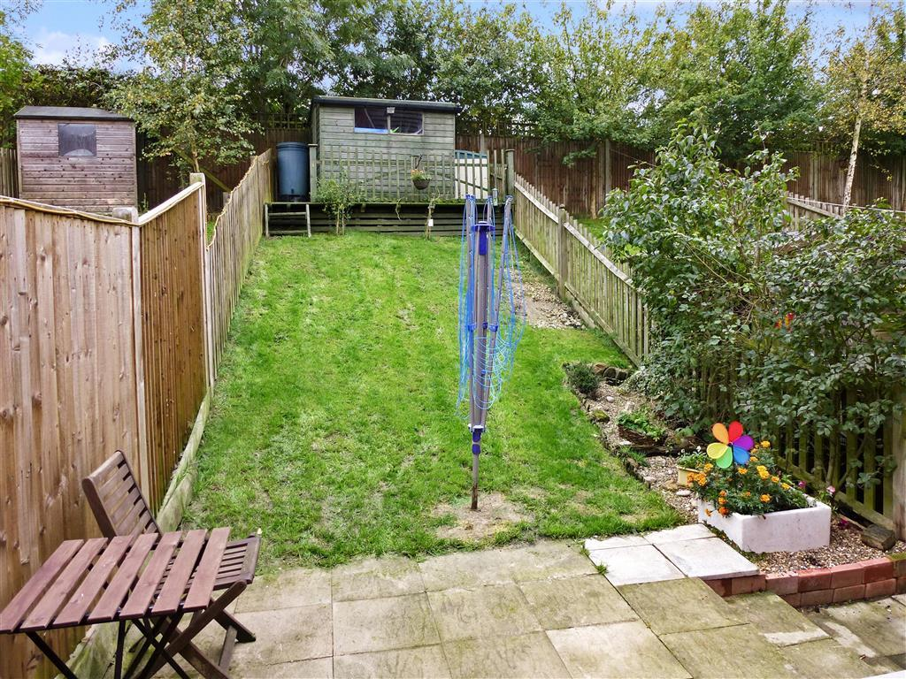 garden design ideas for terraced house photo - 6