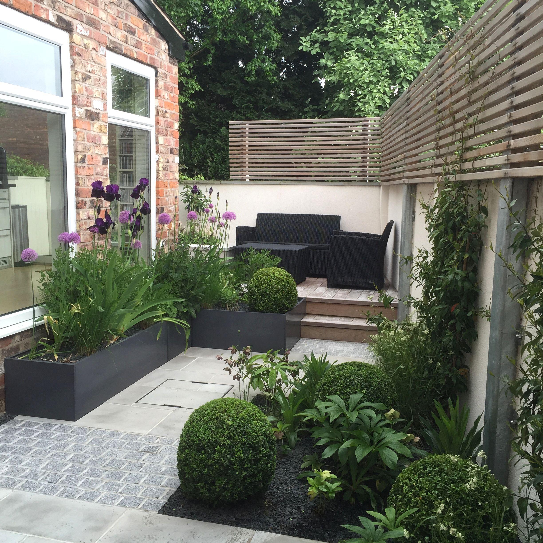 garden design ideas for terraced house photo - 8