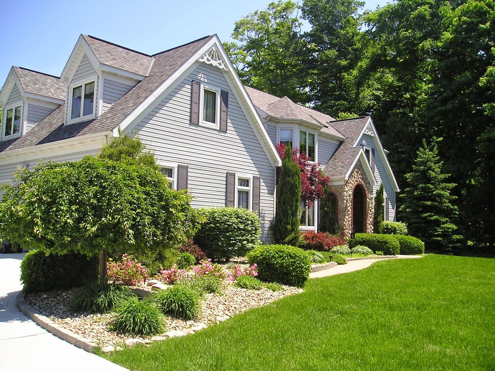 garden design ideas front house photo - 10