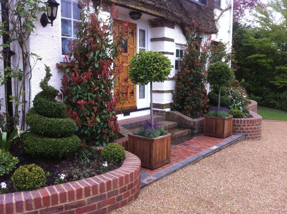 garden design ideas front house photo - 4