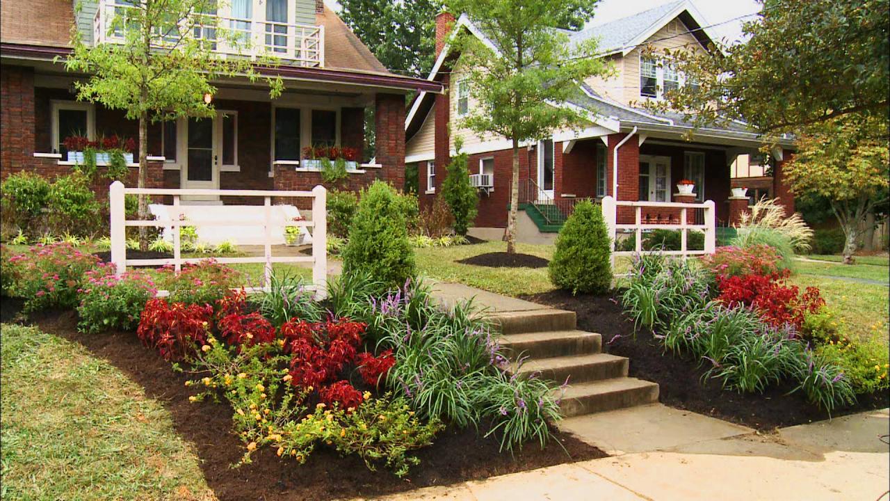 garden design ideas front house photo - 5
