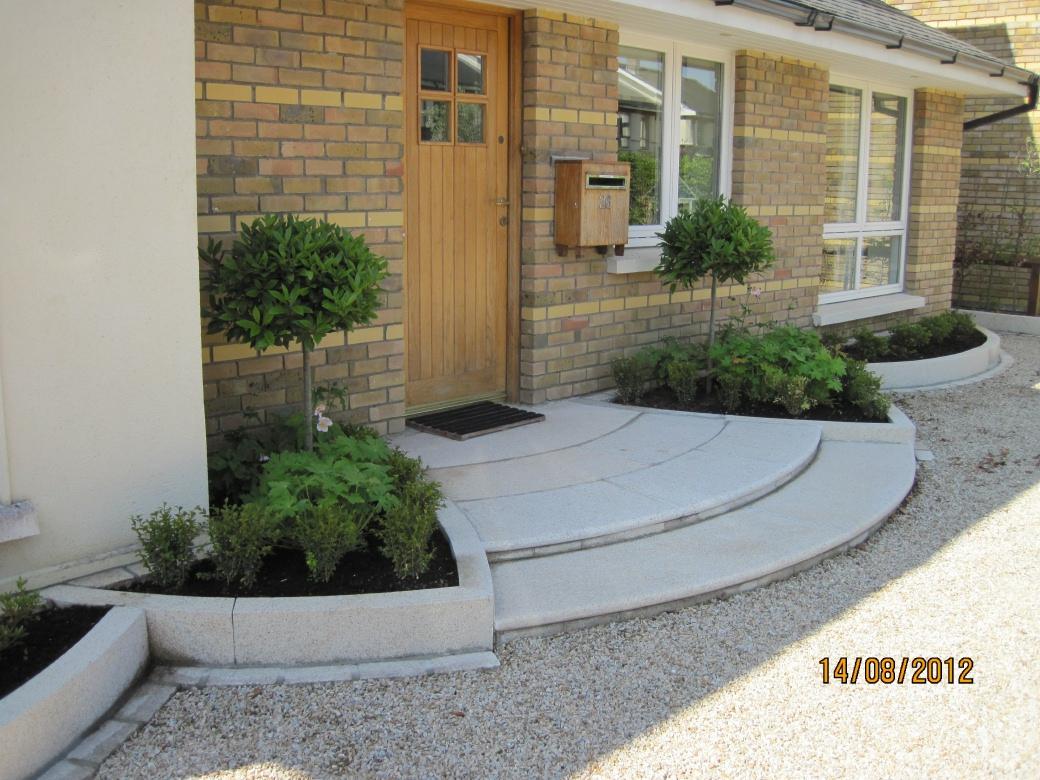 garden design ideas front house photo - 7
