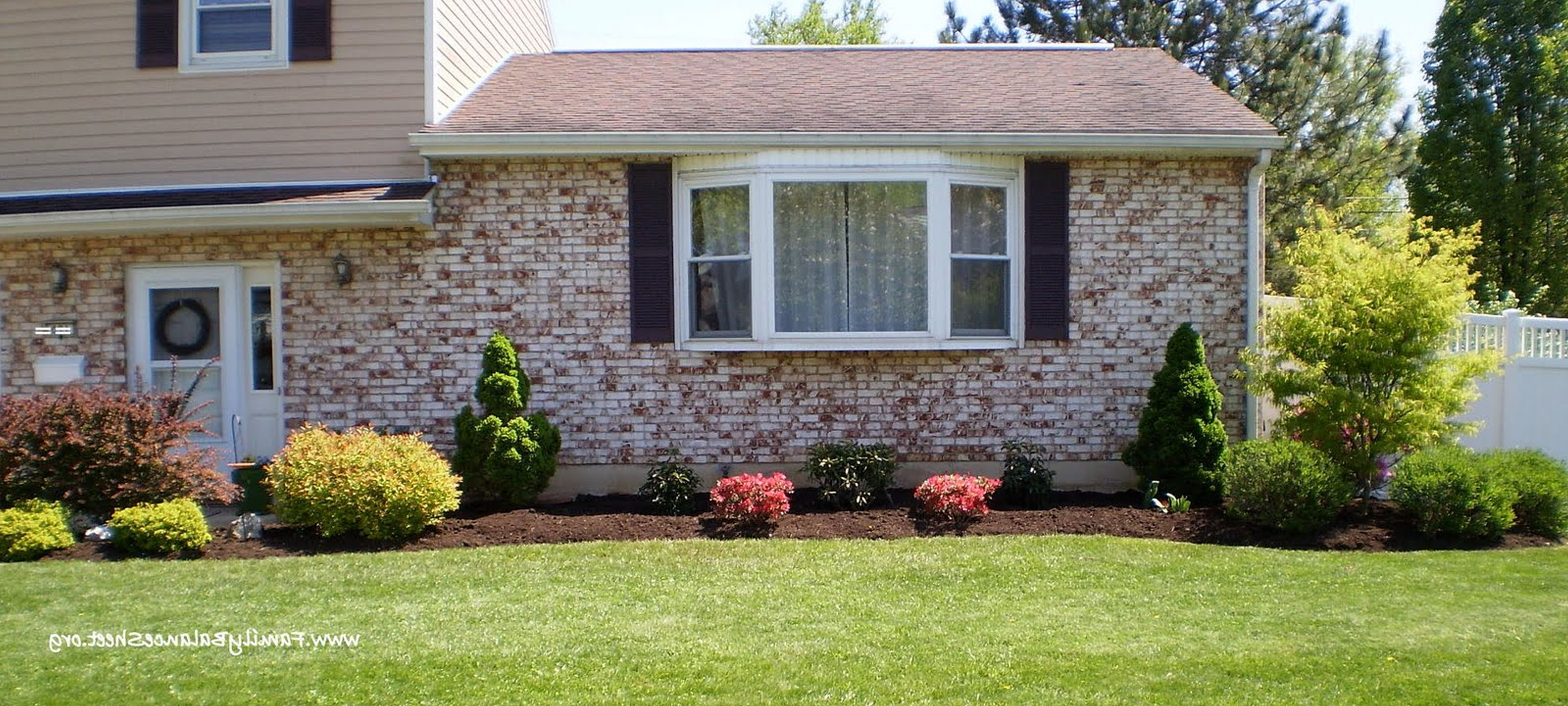 Garden design ideas front house | Hawk Haven on ranch style home landscape design, colonial home landscape design, victorian house landscape design,