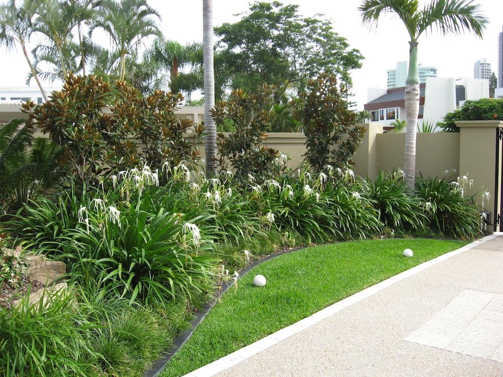 garden design ideas gold coast photo - 1