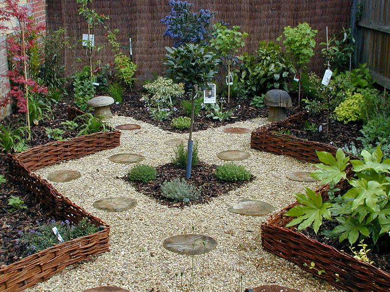 Garden Design Ideas Hard Landscaping Photo   3