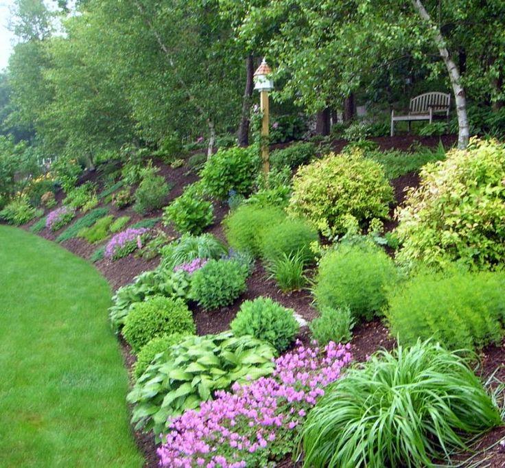 Garden design ideas hill | Hawk Haven