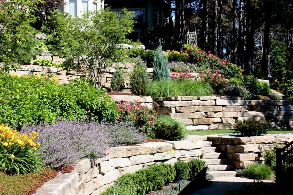 Garden Design Ideas Hill Hawk Haven