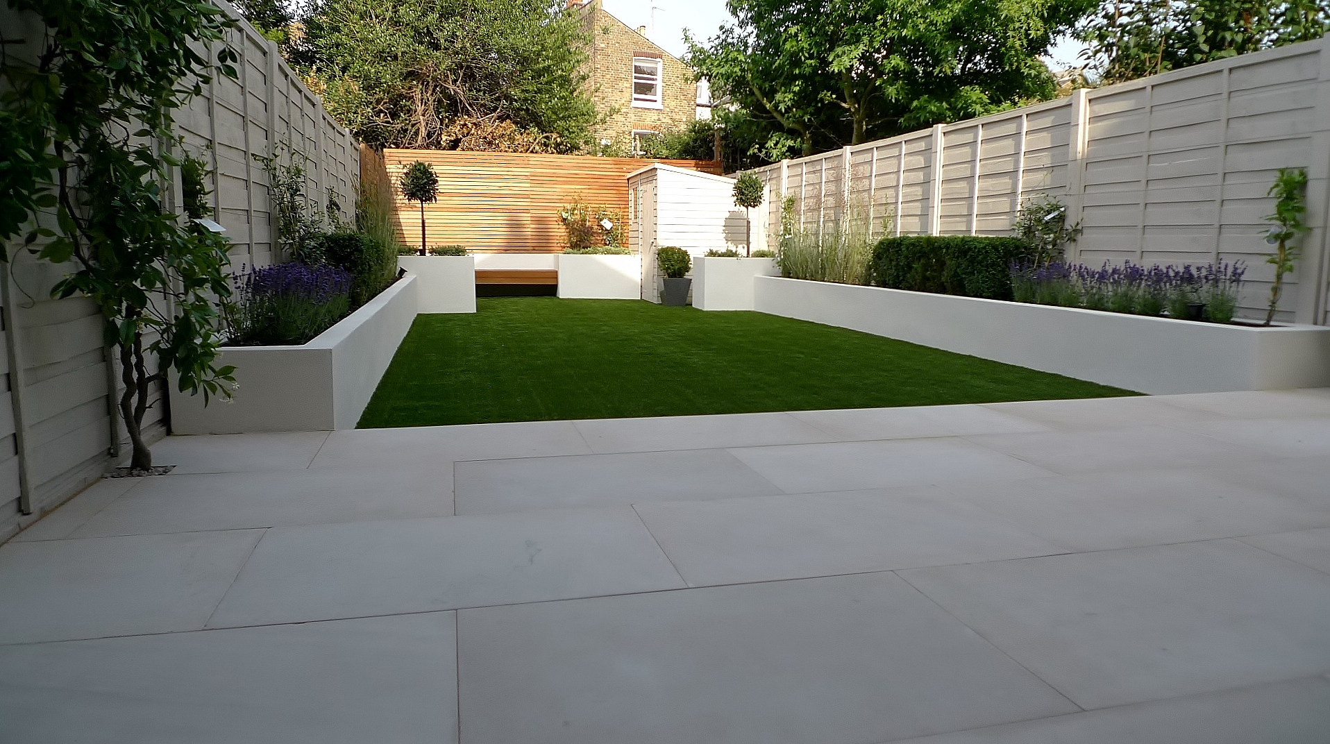 Garden Design Ideas London Hawk Haven