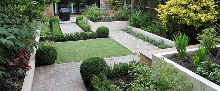 garden design ideas london photo - 10