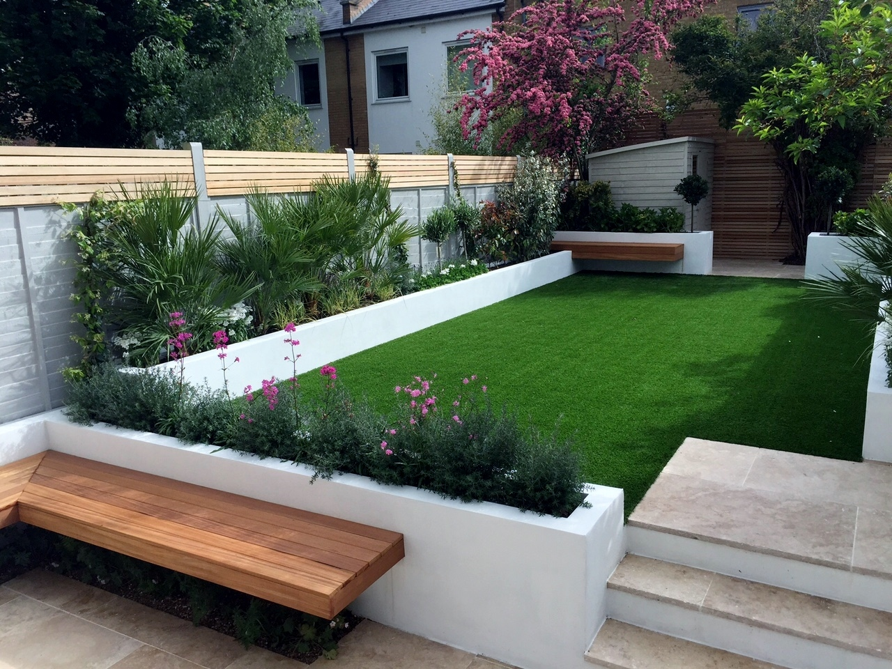 garden design ideas london photo - 5