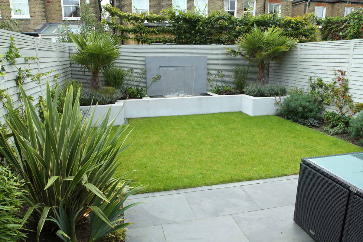 garden design ideas london photo - 6