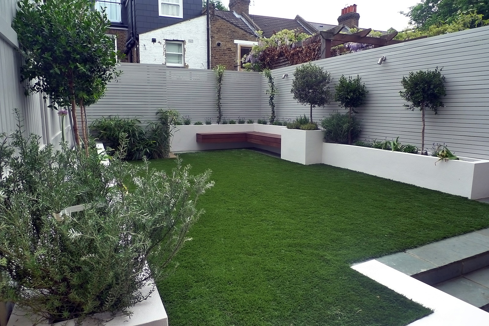 garden design ideas london photo - 9