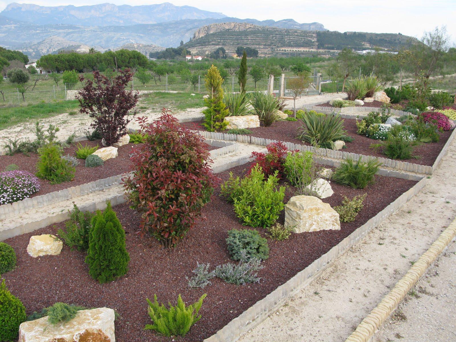 garden design ideas mediterranean photo - 10