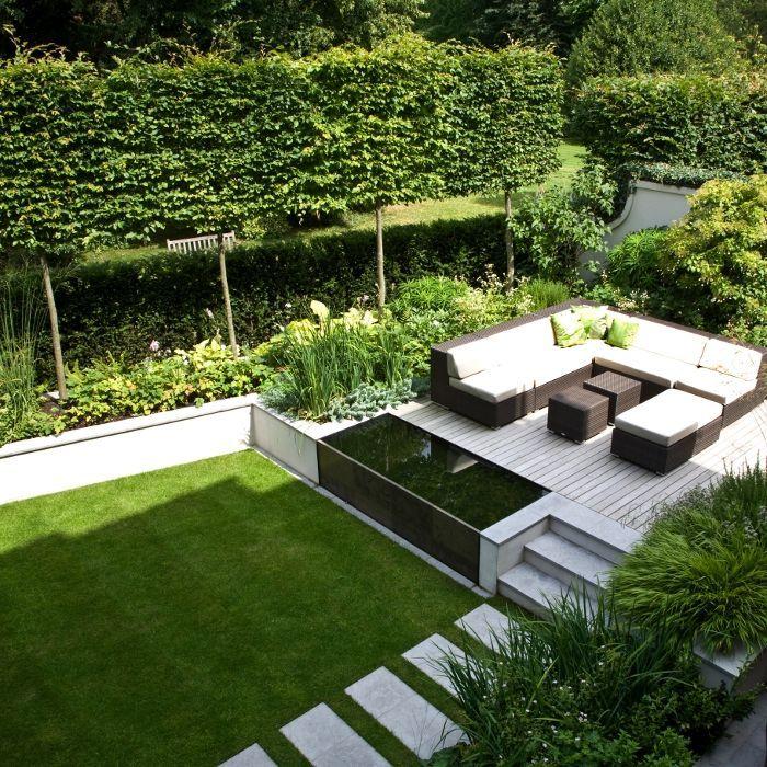 garden design ideas modern photo - 3