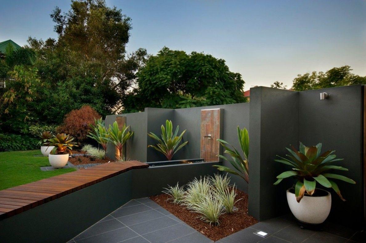 garden design ideas modern photo - 5