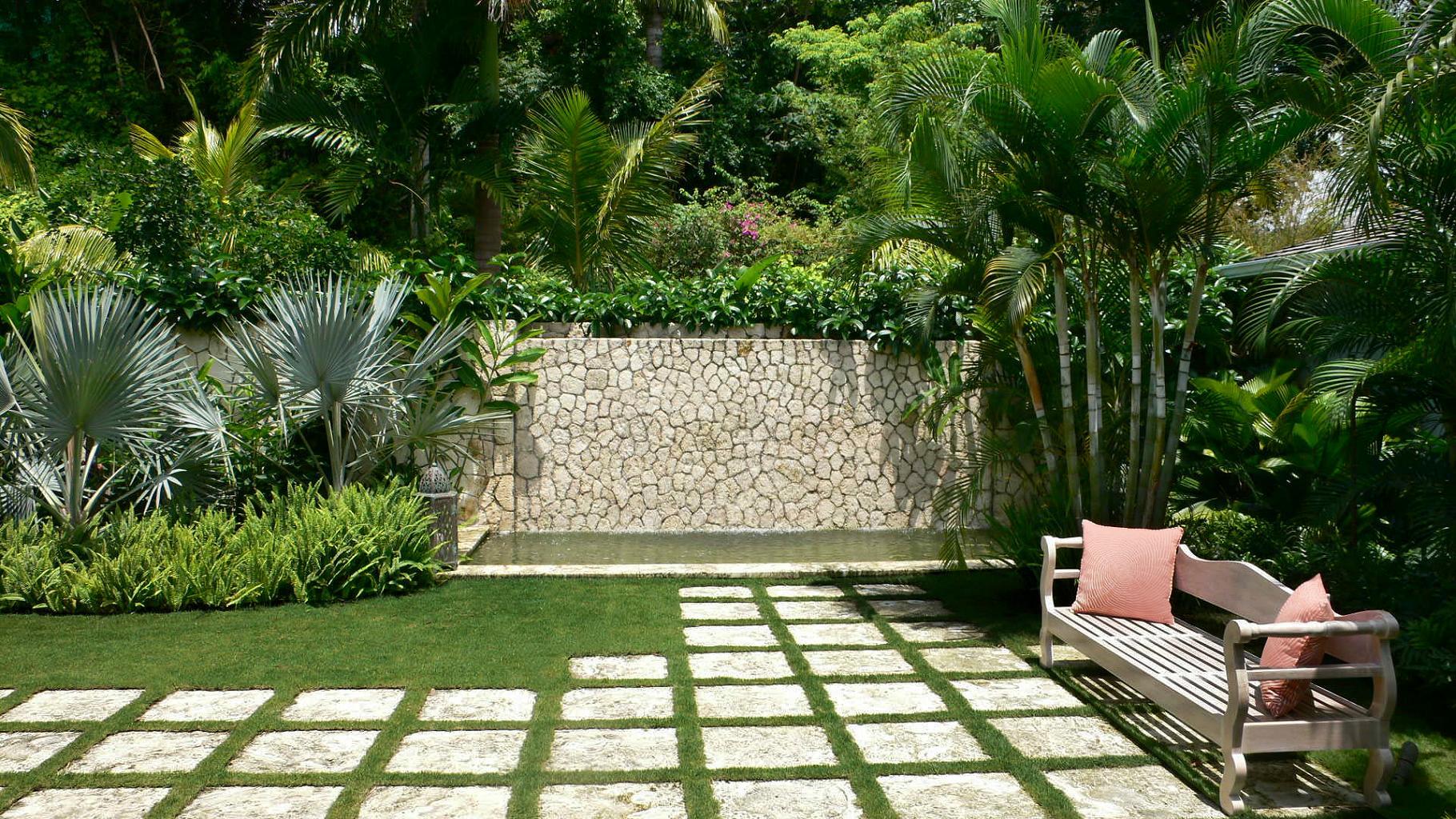 garden design ideas modern photo - 6