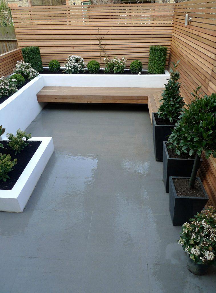 garden design ideas modern photo - 9