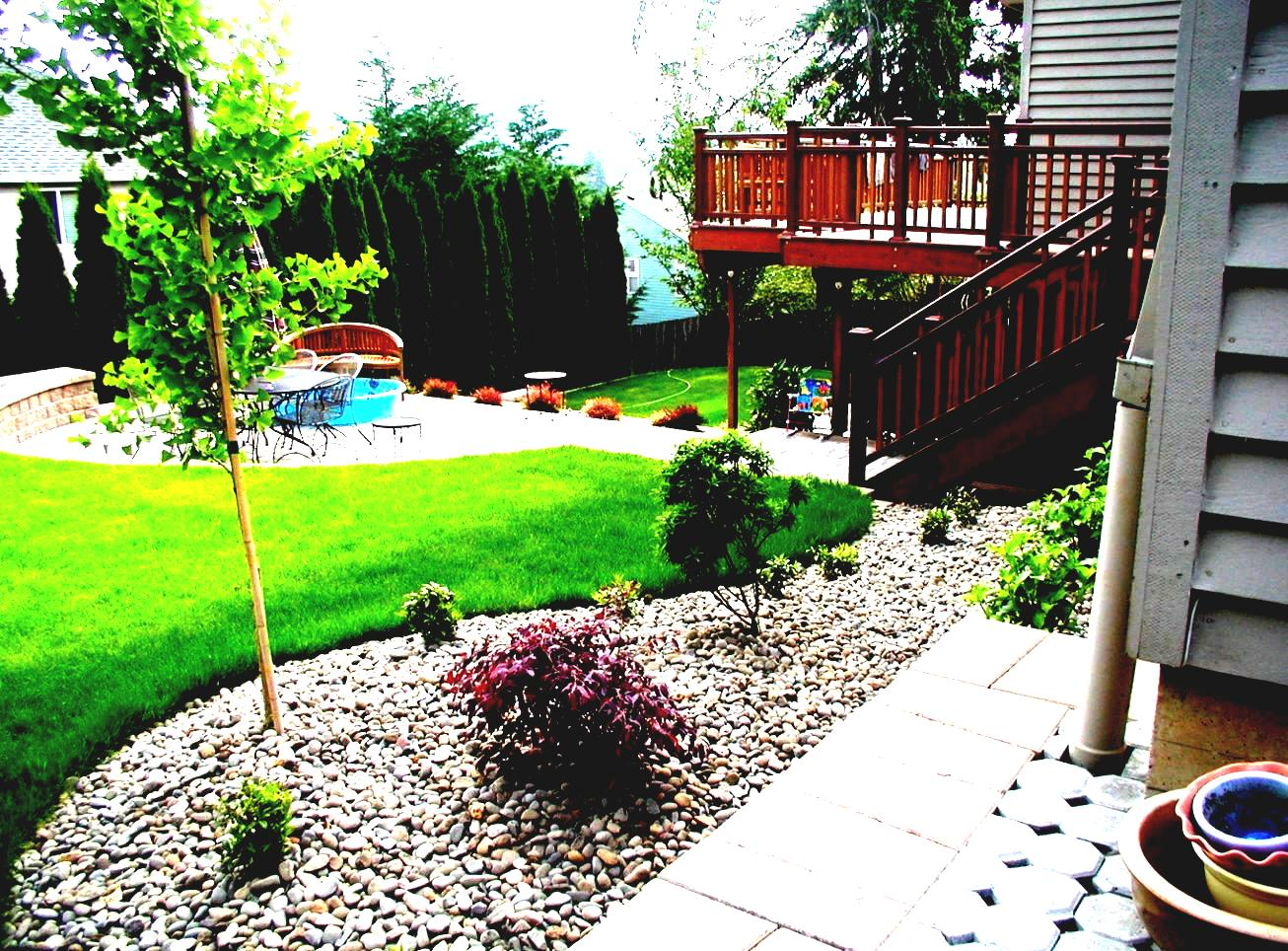 garden design ideas no grass photo - 10