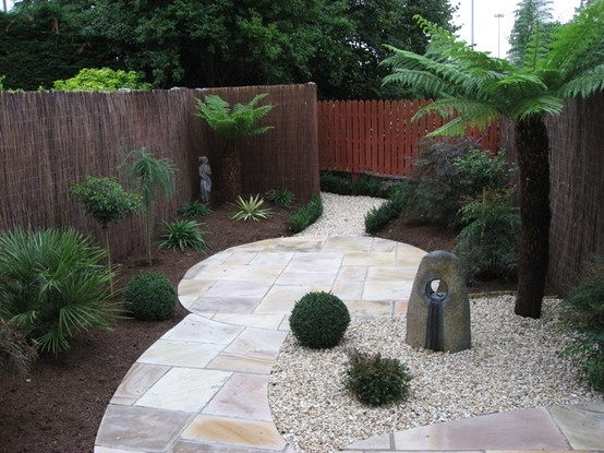 garden design ideas no grass photo - 3