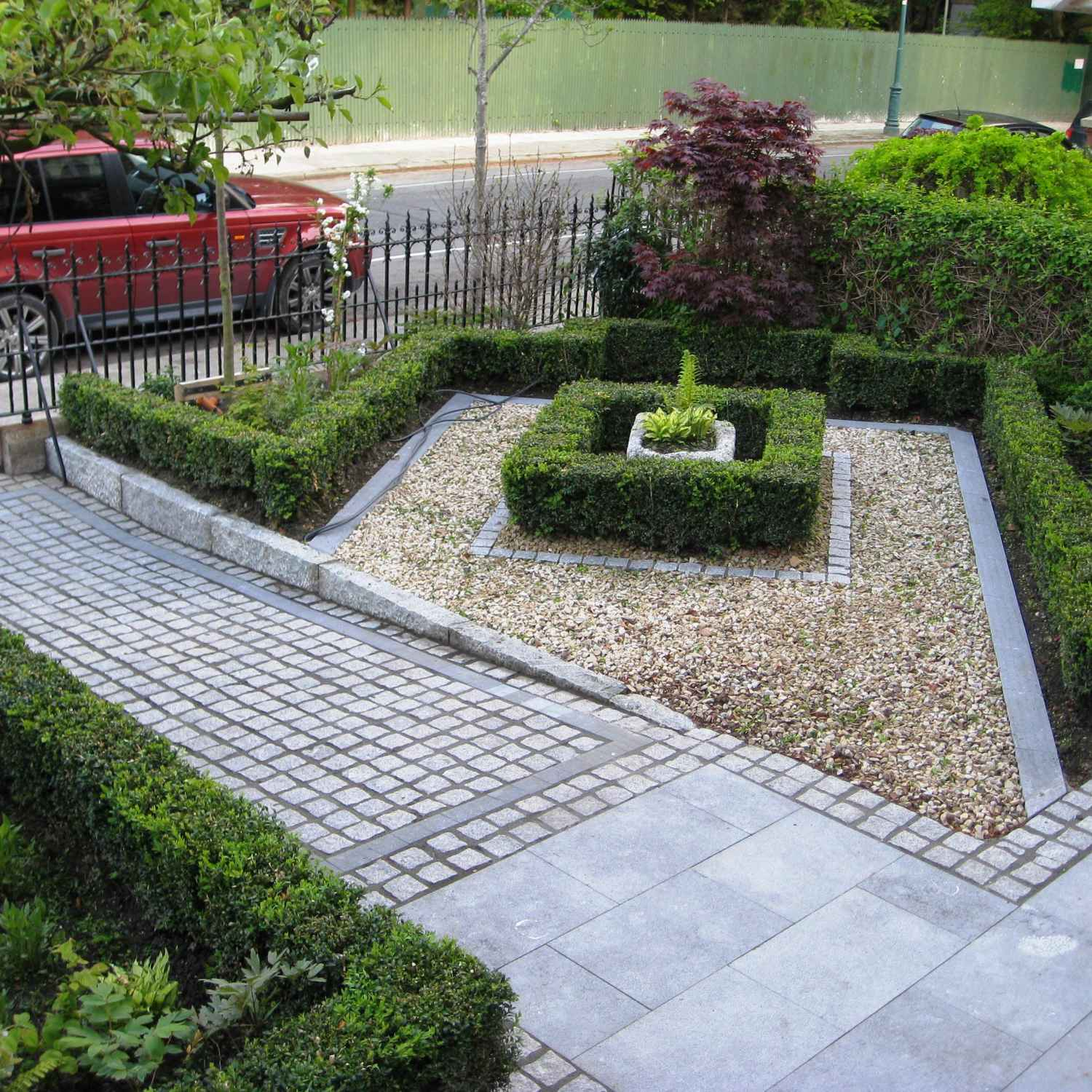 garden design ideas no grass photo - 7