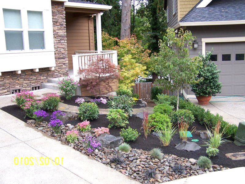 garden design ideas no grass photo - 9