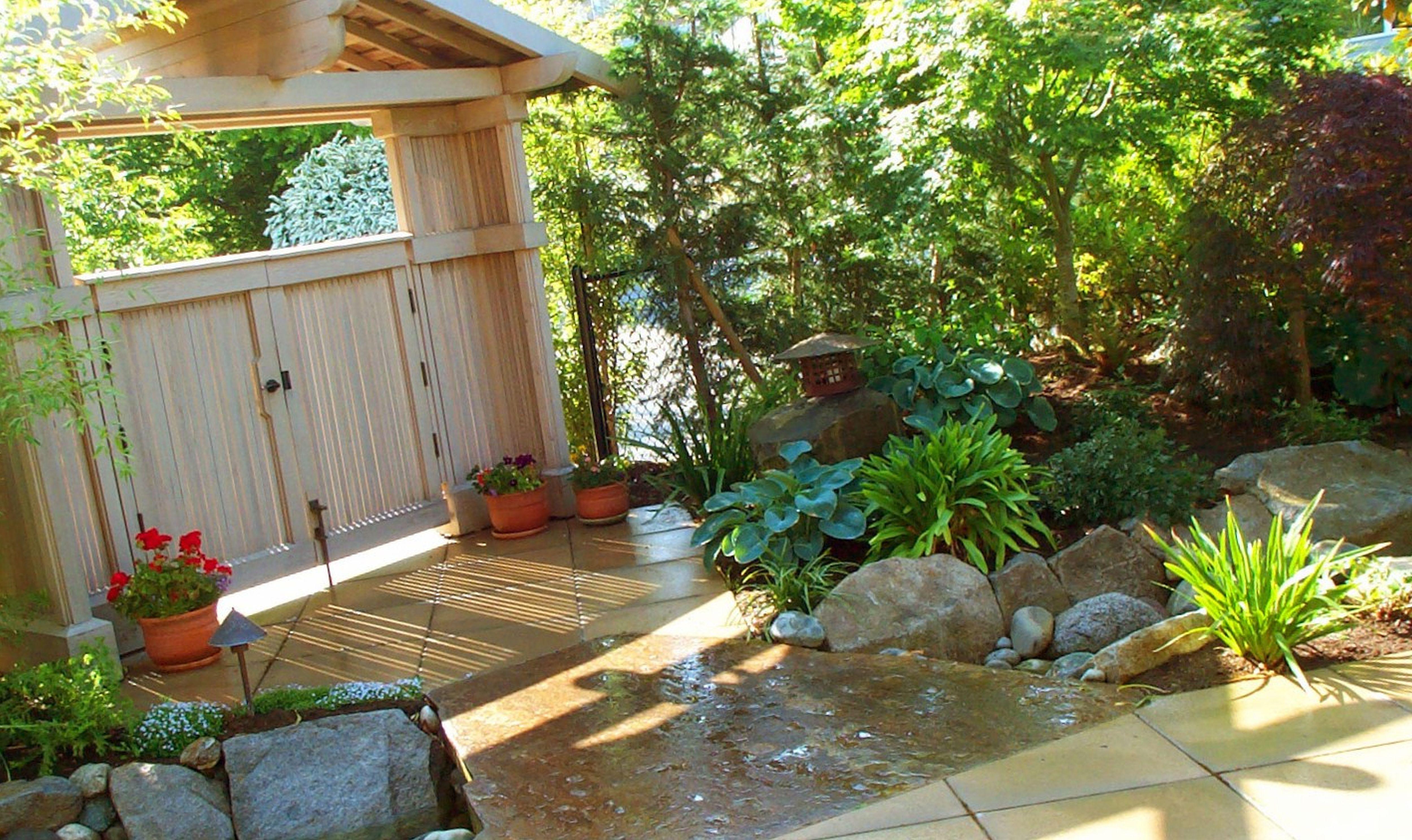 Garden design ideas patios | Hawk Haven