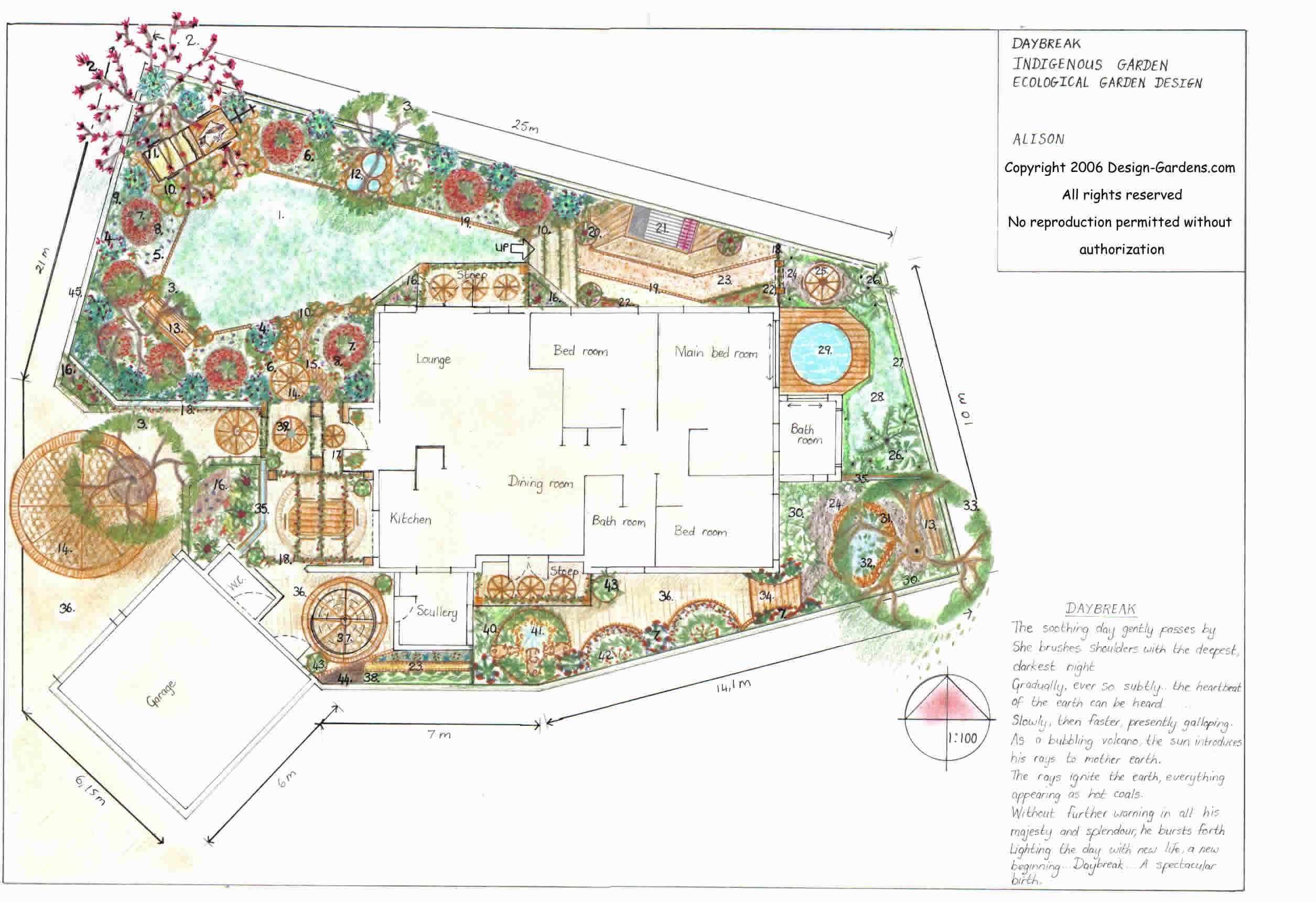 Garden Design Ideas Plans Hawk Haven