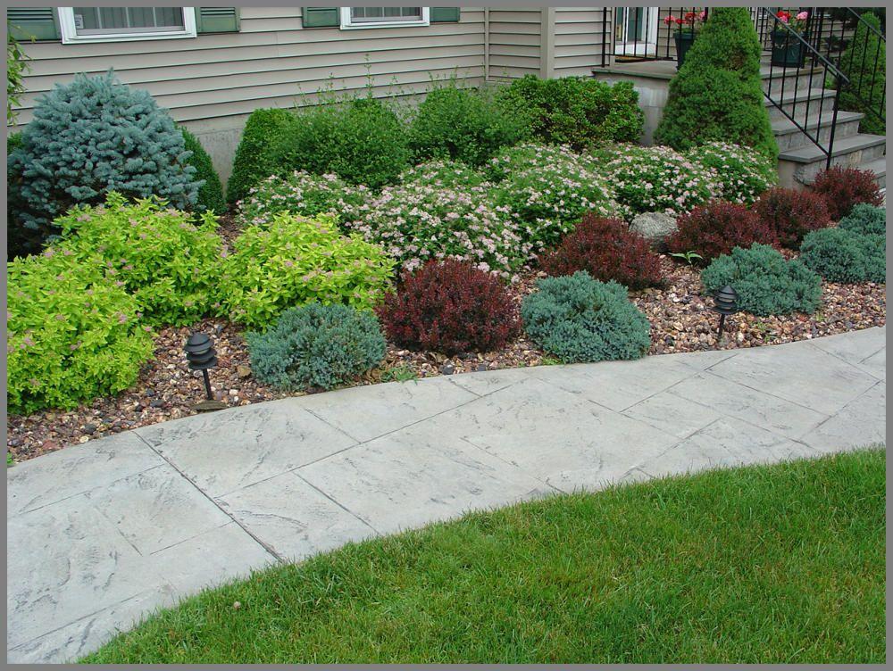 garden design ideas shrubs photo - 4