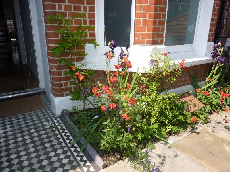 Garden design ideas victorian terrace | Hawk Haven on Small Terraced House Backyard Ideas id=93115