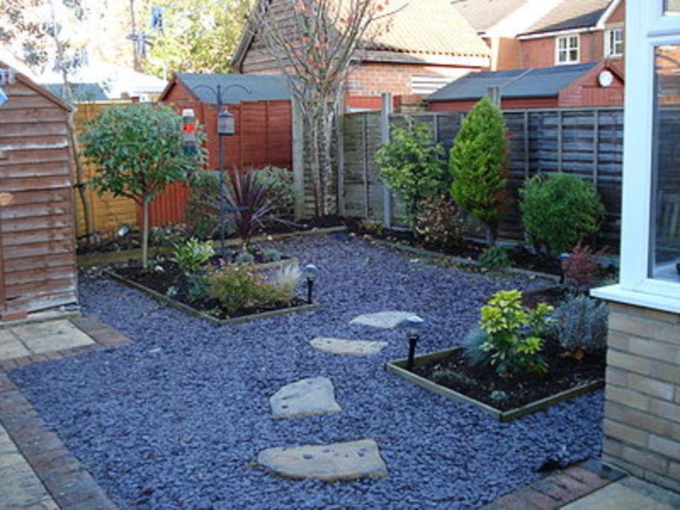 garden design ideas without grass photo - 2