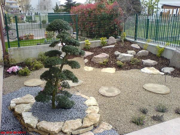 garden design ideas without grass photo - 5