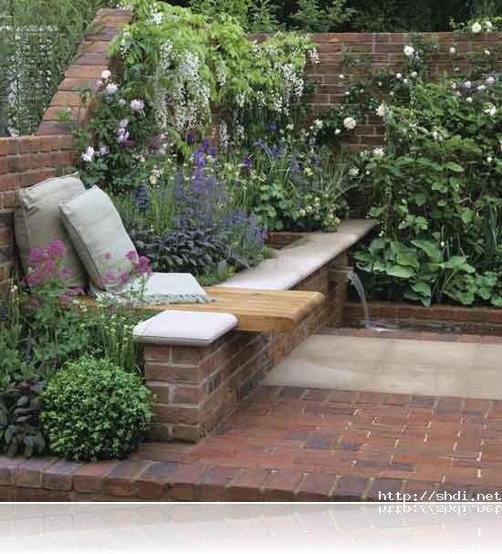 garden design ideas without grass photo - 6