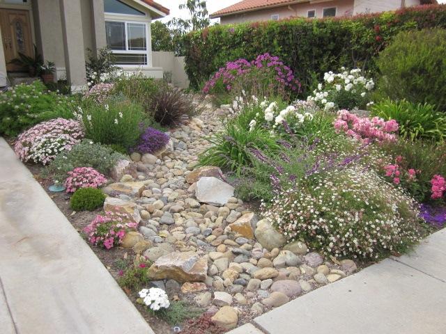 garden design ideas without grass photo - 8