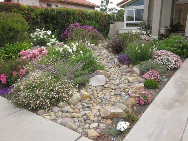 garden design ideas without grass photo - 9