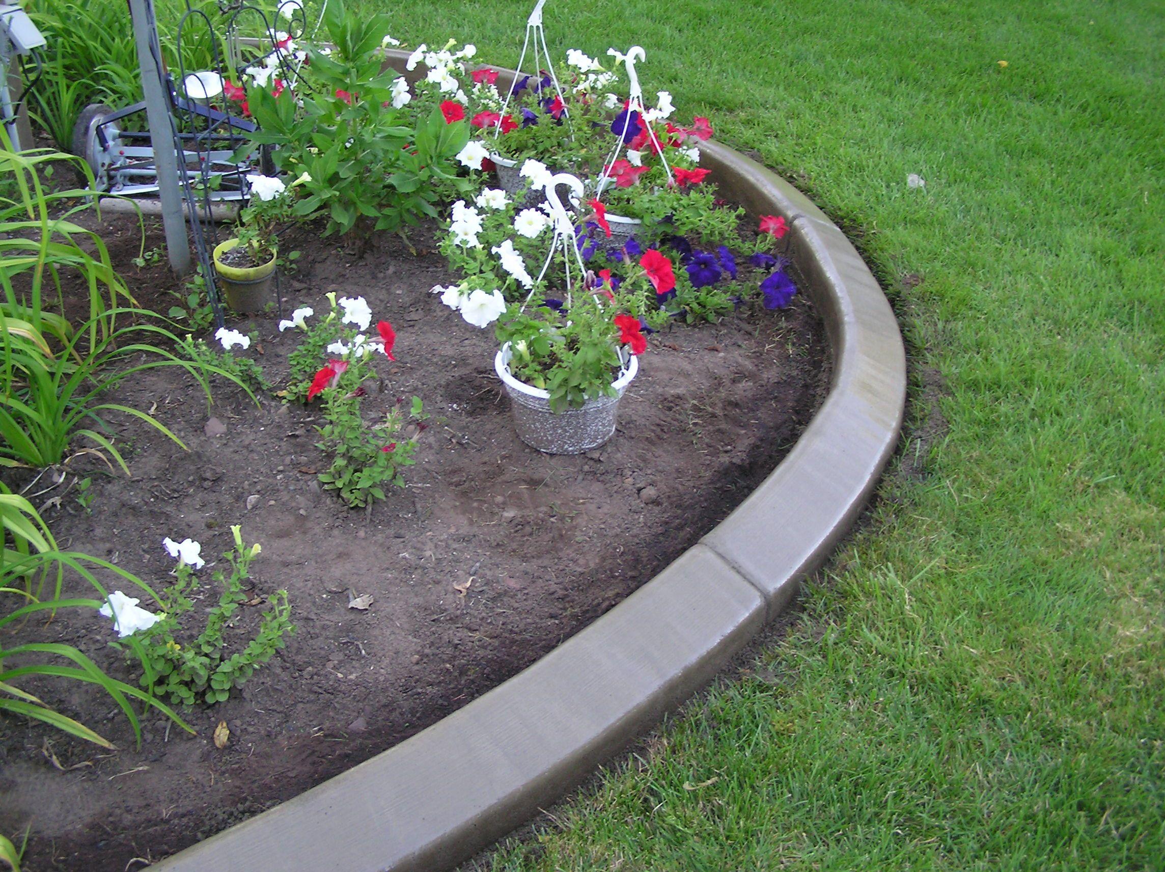 garden edging design ideas photo - 10