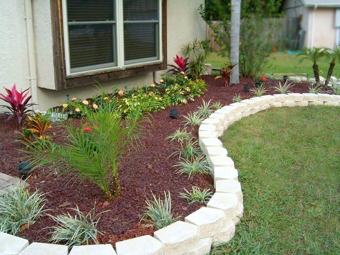garden edging design ideas photo - 2