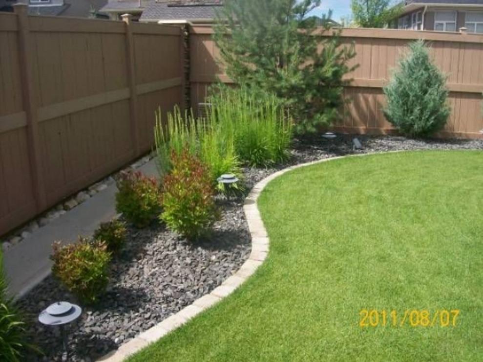 garden edging design ideas photo - 5