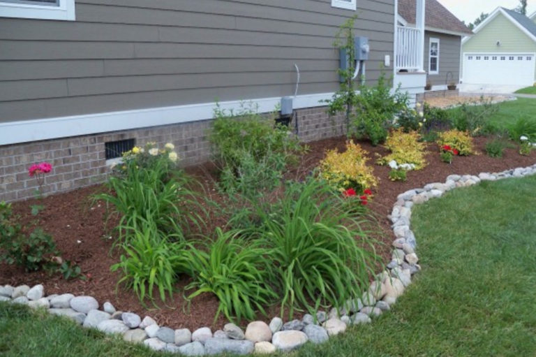 garden edging design ideas photo - 7