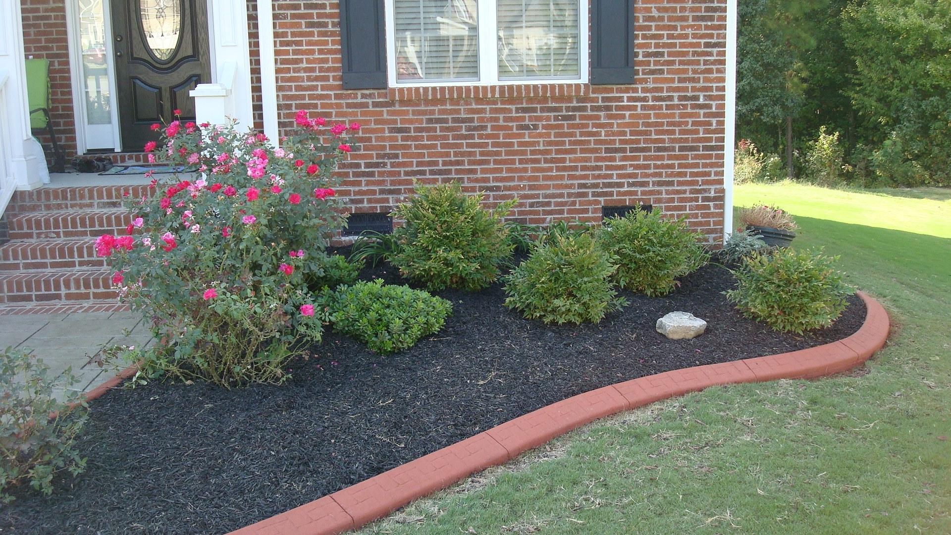 garden edging design ideas photo - 8