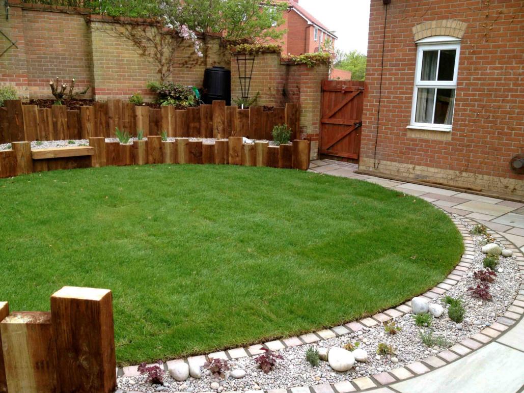 garden edging design ideas photo - 9