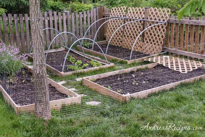 garden fence ideas for rabbits photo - 3