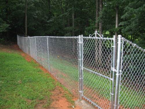 garden fencing ideas for dogs photo - 2