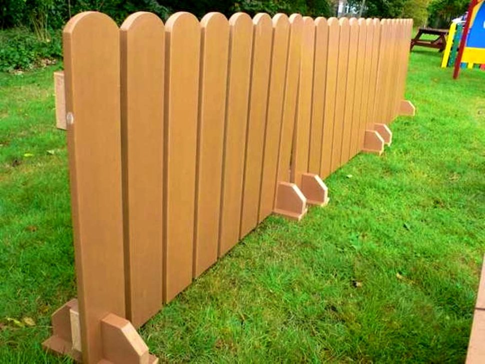 garden fencing ideas for dogs photo - 6