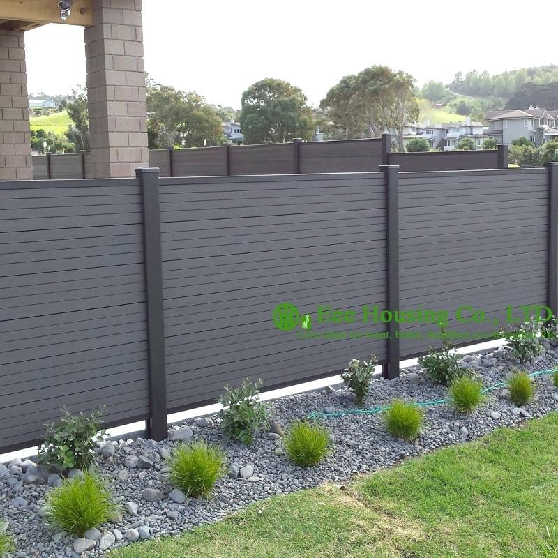 garden fencing ideas modern photo - 2