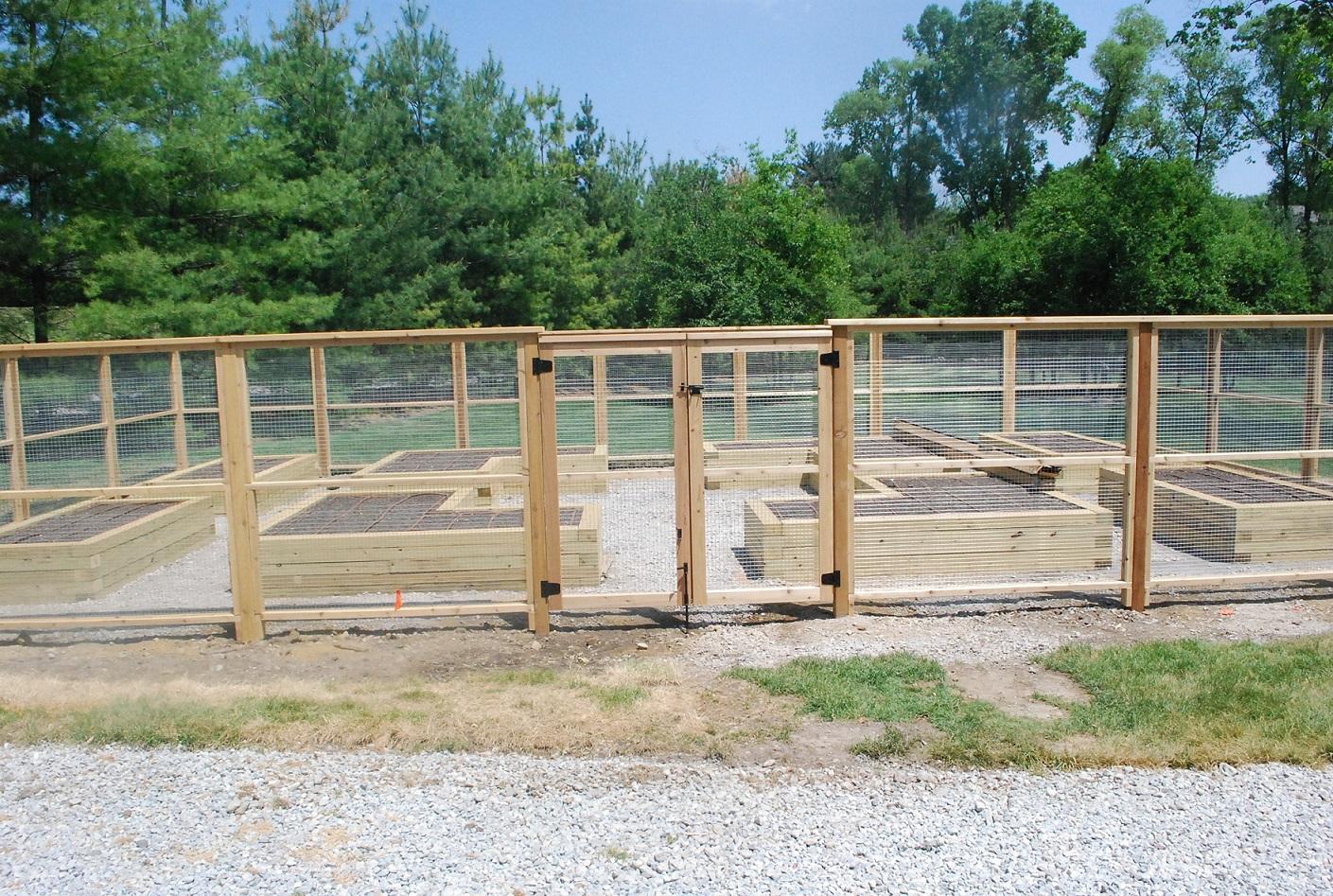 garden fencing ideas photos photo - 1