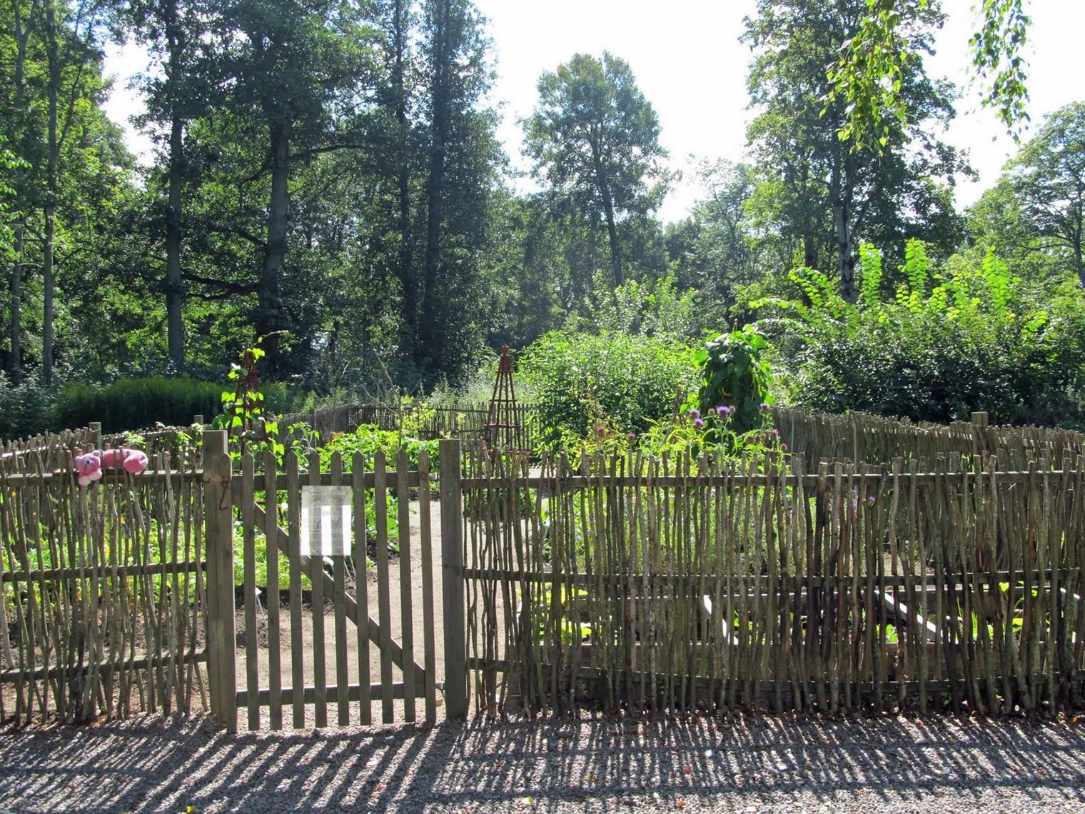 garden fencing ideas photos photo - 6