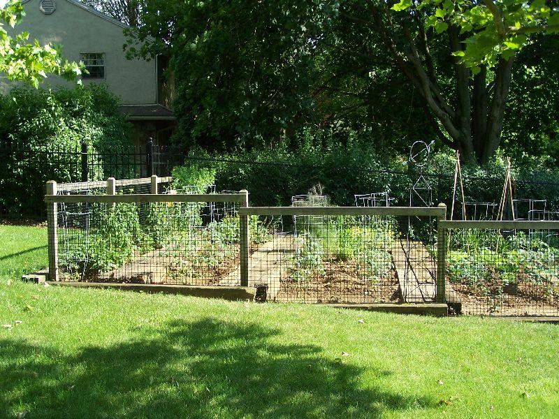 garden fencing ideas photos photo - 7