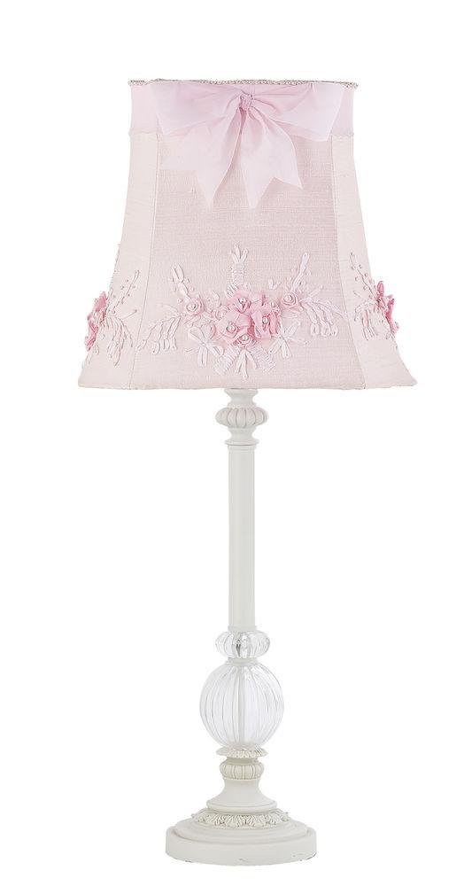 girls bedroom lamp shades photo - 1